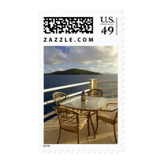 Caribbean, U.S. Virgin Islands, St. Thomas. View Postage Stamps