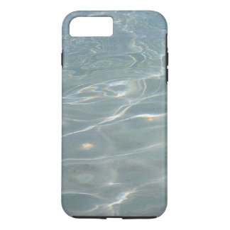 Caribbean Water Abstract Blue Nature iPhone 8 Plus/7 Plus Case