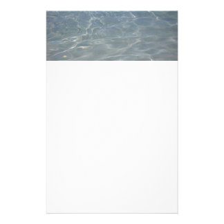 Caribbean Water Stationery