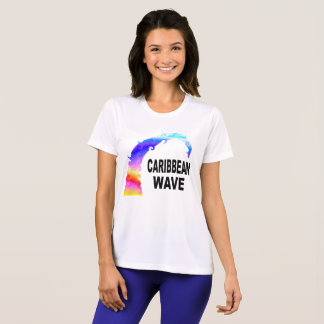 Caribbean Wave T-Shirt