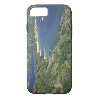 Caribbean, West Indies, St. Lucia. View of iPhone 7 Case