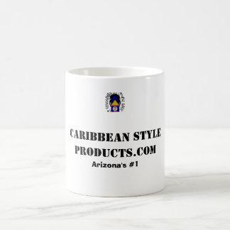 CaribbeanStyleProducts Arizona's #1 Coffee Mug