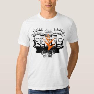 Caribea Mayan Masks Shirt
