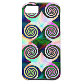 Caribean Swirl iPhone 5 Covers