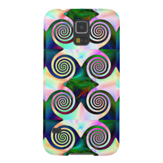 Caribean Swirl Cases For Galaxy S5
