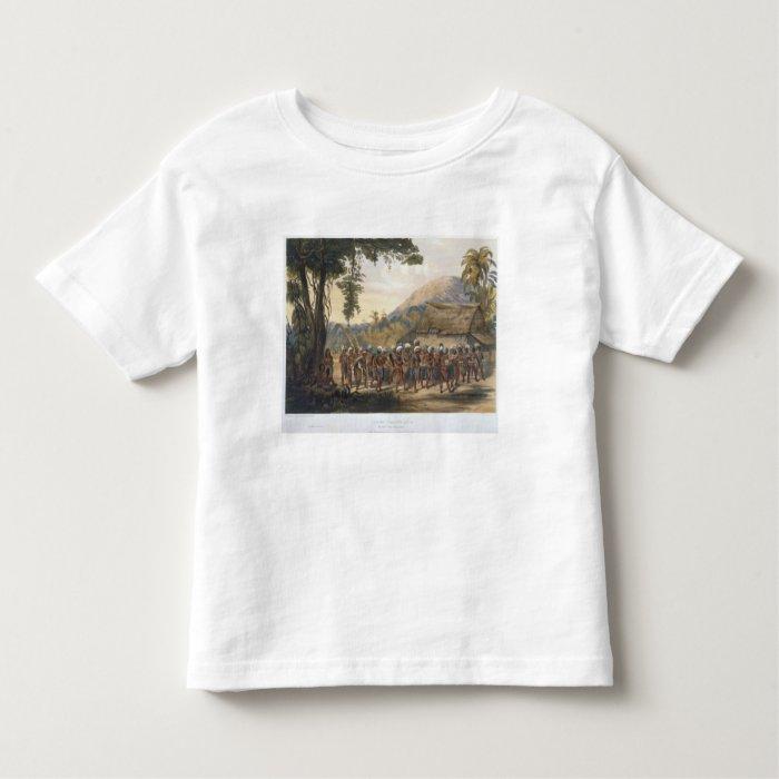 Caribi Village Anai, near the River Rupununi, from Toddler T-shirt