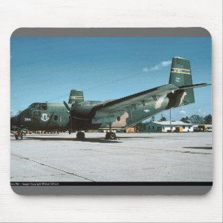 Caribou Aircraft Mouse Pad