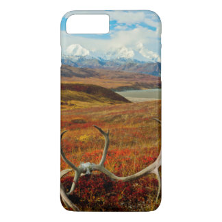 Caribou Antlers On The Alaskan Tundra iPhone 7 Plus Case