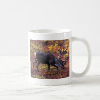 Caribou Art Coffee Mug