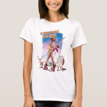 Caribou Barbi Baby Doll T-Shirt