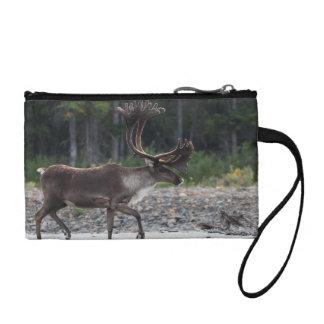 caribou coin purse