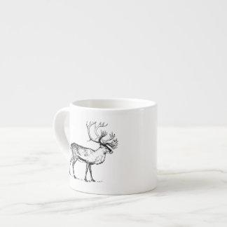 Caribou Espresso Cup