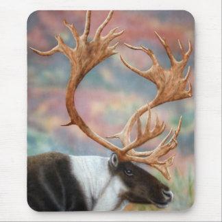 Caribou Mousepad