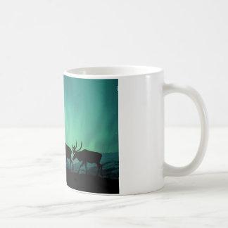 Caribou Classic White Coffee Mug