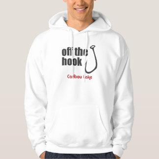caribou off the hook hoodie