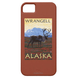 Caribou Scene - Wrangell, Alaska iPhone 5 Covers