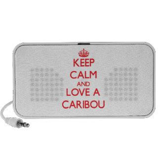 Caribou Speaker System