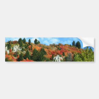 Caribou-Targhee National Forest Bumper Sticker