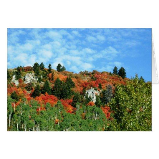 Caribou-Targhee National Forest Card
