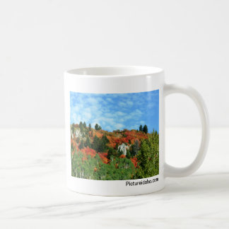 Caribou-Targhee National Forest Classic White Coffee Mug