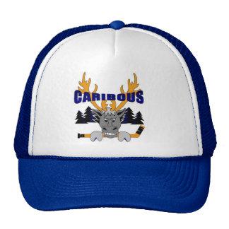 Caribous hockey hat