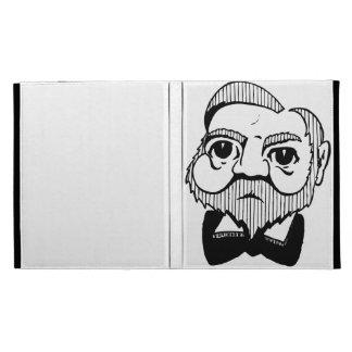 Caricatura Andrew Carnegie