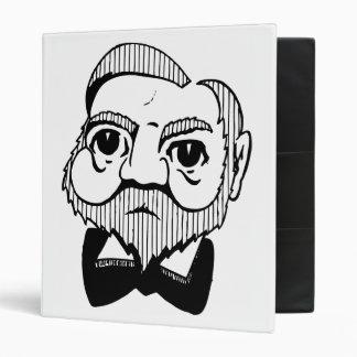 """Caricatura Andrew Carnegie Carpeta 1"""""""
