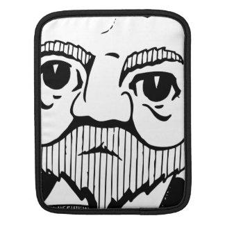 Caricatura Andrew Carnegie Fundas Para iPads