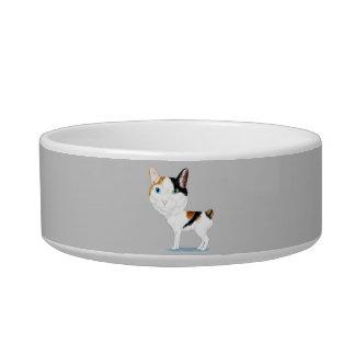Caricatura Bobtail japonesa Tazon Para Gato