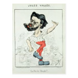 Caricatura de Julio Valles Postales