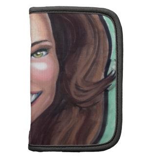 Caricatura de Kate Middleton Planificador