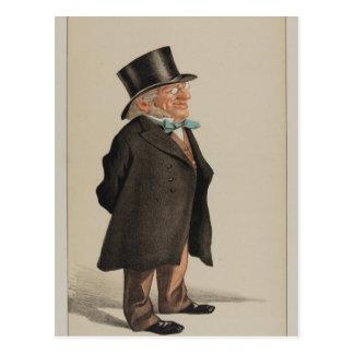 Caricatura de los estadistas No.1310 de sir Tarjetas Postales