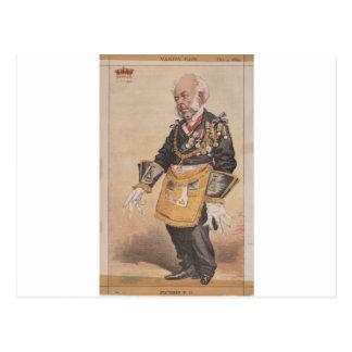 Caricatura de los estadistas No.370 de Thomas Tarjetas Postales