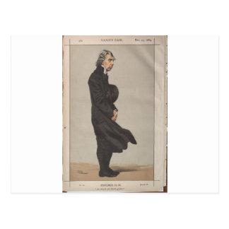 Caricatura de los estadistas No.380 de Archibald Postal