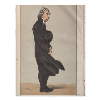 Caricatura de los estadistas No.380 de Archibald Tarjeta Postal