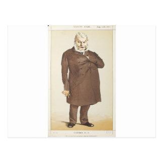 Caricatura de los estadistas No.910 de Sr. John Tarjeta Postal