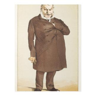 Caricatura de los estadistas No.910 de Sr. John Tarjetas Postales