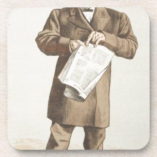 Caricatura de los estadistas No.940 del concejal Posavaso