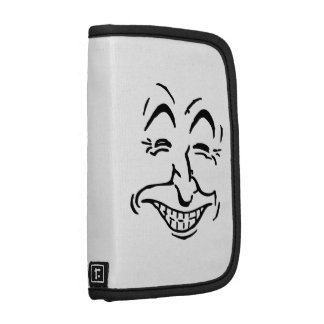 Caricatura de risa de la cara