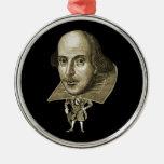 Caricatura de Shakespeare Ornato