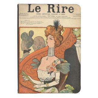 Caricatura de un marqués francés funda para kindle 4