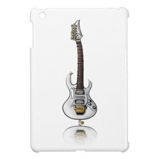 Caricatura eléctrica única de la guitarra de la ro iPad mini cárcasa