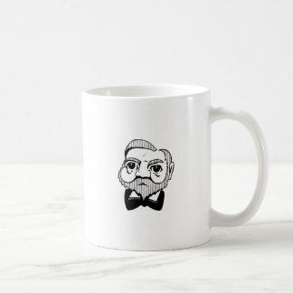 Caricature Andrew Carnegie Mug