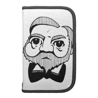 Caricature Andrew Carnegie Organizers