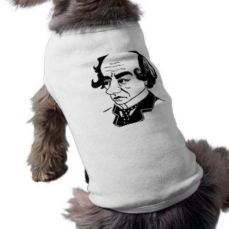 Caricature Benjamin Disraeli Dog Clothes