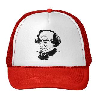 Caricature Benjamin Disraeli Trucker Hat