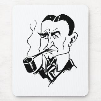 Caricature Charles Gates Dawes Mouse Pad