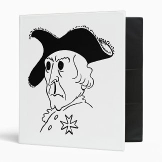 Caricature Frederick the Great Binder