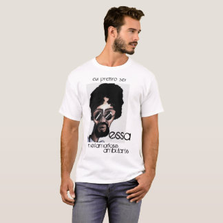 Caricature in t-shirts