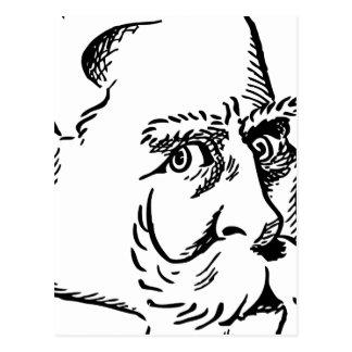 Caricature Kaiser Wilhelm Postcard